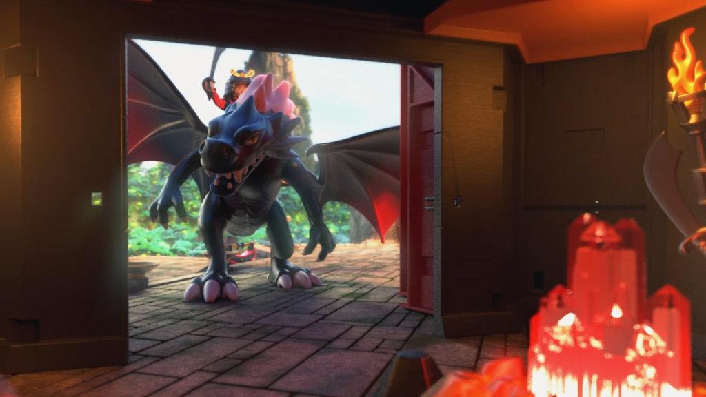 PLAYMOBIL- Dragons