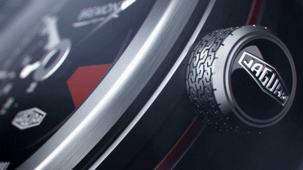 BREMONT- Jaguar E-Type watch